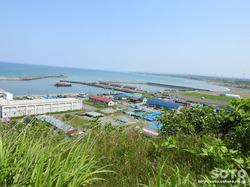苫前漁港(1)