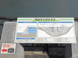 月山ダム(3)