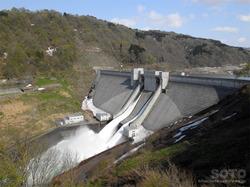 月山ダム(2)