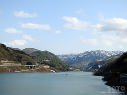 月山ダム(8)