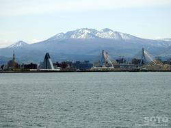 青函フェリー海上からの眺め(1)
