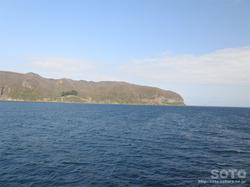 青函フェリー海上からの眺め(3)