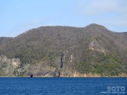 青函フェリー海上からの眺め(4)