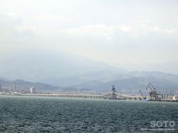 青函フェリー海上からの眺め(7)