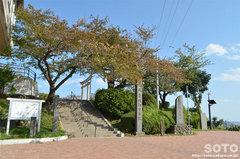 日和山公園(鹿島御児神社 入口)