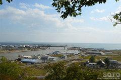 日和山公園からの眺め(2)