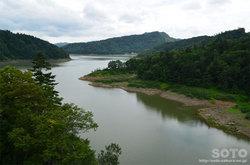 桂沢湖(1)