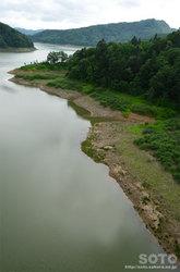 桂沢湖(2)