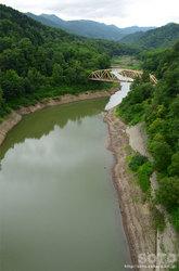 桂沢湖(3)