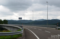 シューパロ湖(栄橋)