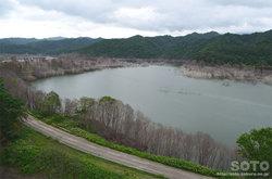 シューパロ湖(1)
