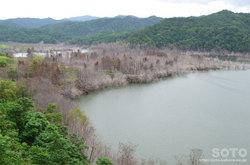 シューパロ湖(2)
