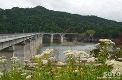 シューパロ湖(橋)