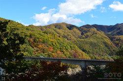 湯西川(赤夕大橋)