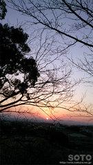 夕景(2014/01/19-1)