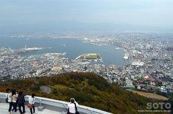 箱館山(2)