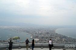箱館山(3)