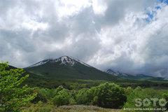 八甲田の風景