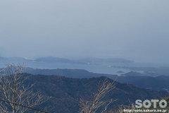 諭鶴羽登山(山頂3)