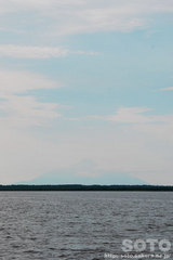 パンケ沼(利尻富士)