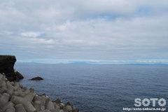 オホーツク海と北方領土