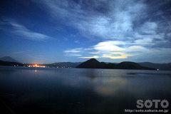 洞爺湖(夜景)