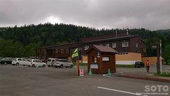 旭岳ロープウェイ駐車場