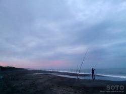 鮭釣り(2017/08/29)