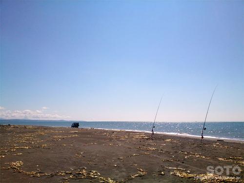 鮭釣り2018(1)