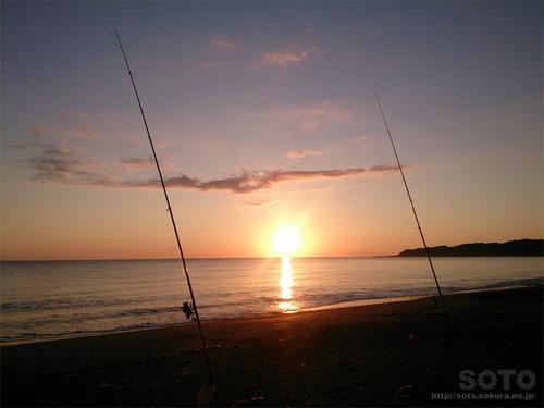 鮭釣り2018(2)