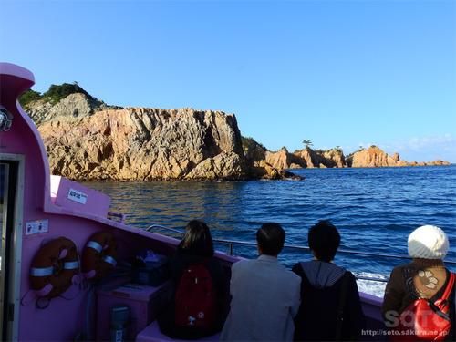 青海島一周(10)