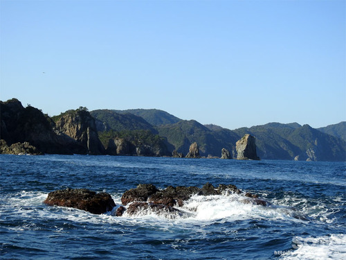 青海島一周(18)