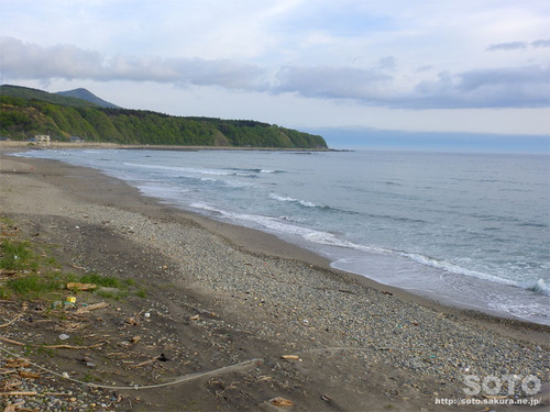 平浜海水浴場