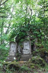 阿寒湖カヌー(石仏)