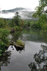 阿寒湖カヌー(1)