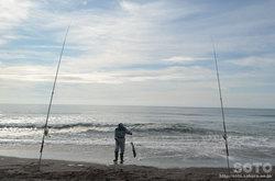 鮭釣り(7)