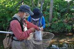釣り体験(3)