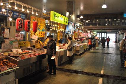 唐戸市場(2)