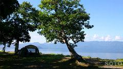 屈斜路湖畔キャンプ場(2)