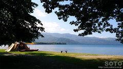 和琴湖畔キャンプ場(1)