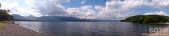 和琴湖畔キャンプ場(パノラマ)