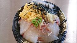 食のみやこ(海鮮丼)