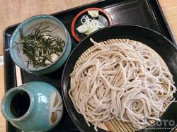 道の駅ろまんちっく村(蕎麦)