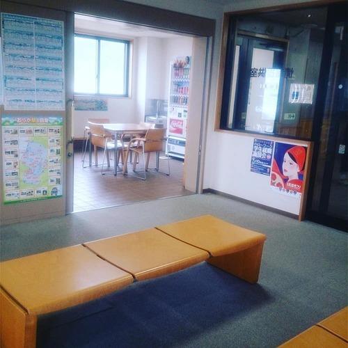 道の駅 あつみ(休憩所)