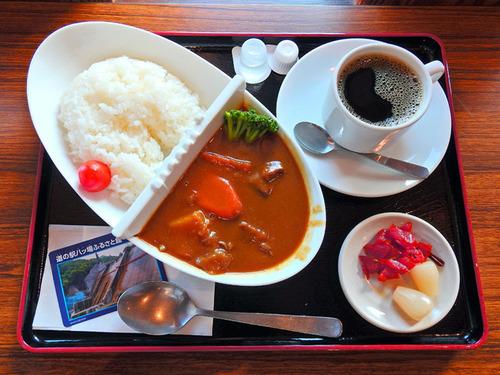 道の駅 八ッ場ふるさと館(ダムカレー)