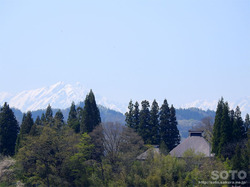 道の駅 中条からの眺め(2)