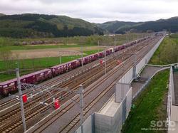 北海道新幹線(貨物列車)