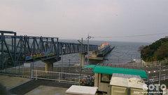 とっとパーク小島 桟橋