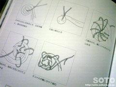 編み方(1)