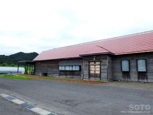 砂澤ビッキ記念館(01)
